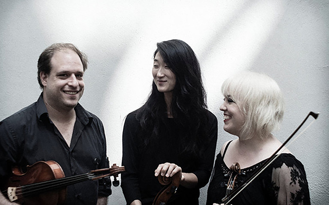 Leo Samama + Helix TrioHeroïek en tragiek Leo Samama + Helix Trio